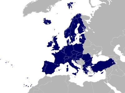 Países adheridos al Programa Erasmus